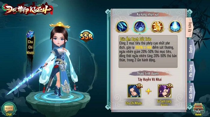 Đại Hiệp Khách - Game Việt sở hữu chất lượng nổi bật về đồ họa lẫn gameplay 3