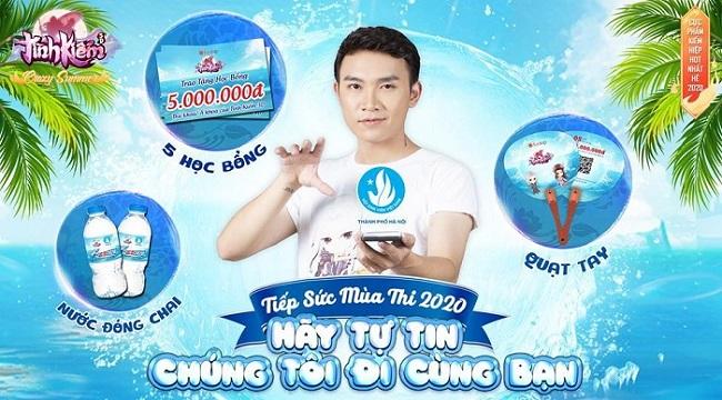 Tình Kiếm 3D trở thành thương hiệu đặc biệt hợp tác cùng Thành đoàn Hà Nội