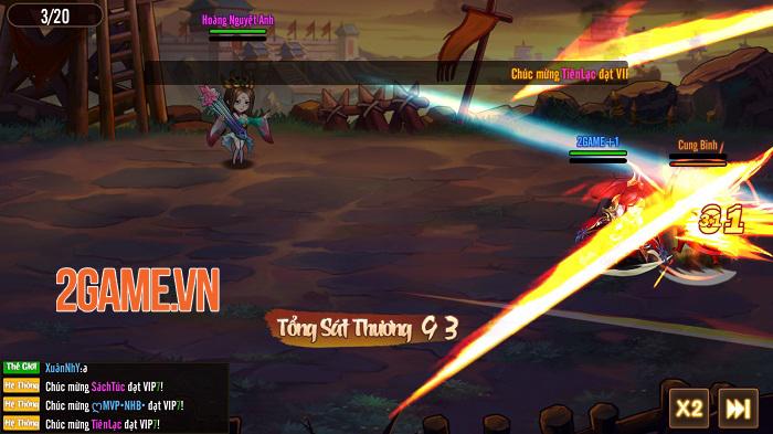 Top 10 game mobile ra mắt thị trường game Việt trong tháng 9 6