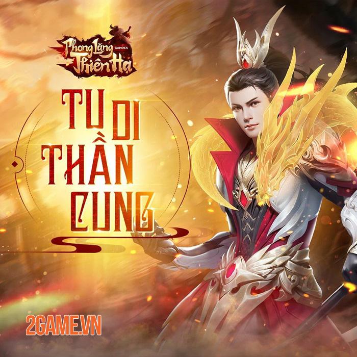 Gamota ra mắt fanpage game mới Phong Lăng Thiên Hạ Mobile 3
