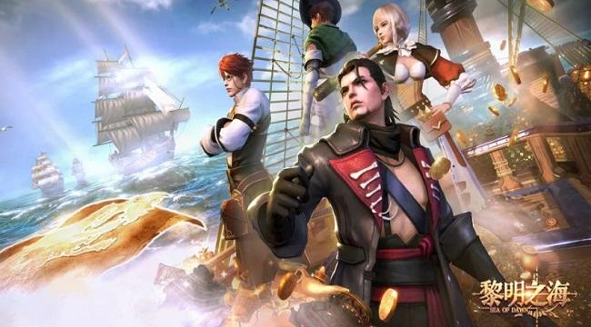 Sea of Dawn – Game mobile đề tài hải quân lấy cảm hứng từ Uncharted Waters