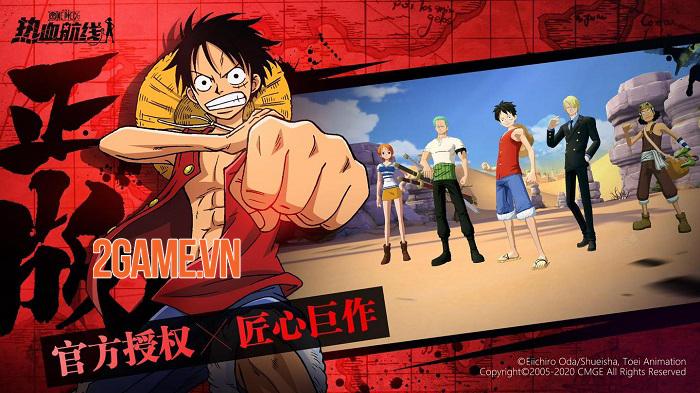 One Piece Fighting Path - Khám phá cuộc phiêu lưu đại hải trình vô cùng sống động 0