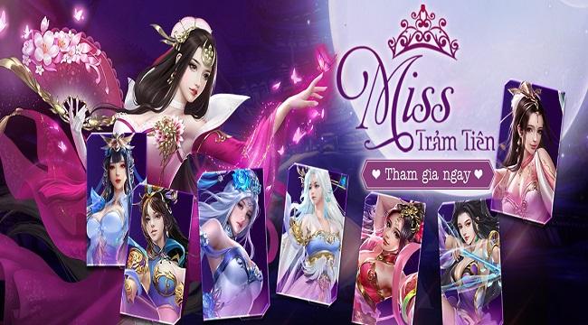 Chưa ấn định ra mắt mà Trảm Tiên Quyết đã siêu hot với cuộc thi sắc đẹp online