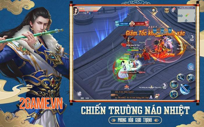 Thiên Ngoại Giang Hồ - Game nhập vai PK cả ngày săn Boss xuyên đêm sắp ra mắt 2