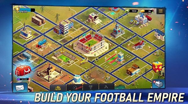 Underworld Football Manager 2 – Bước tiến mới của game quản lý bóng đá
