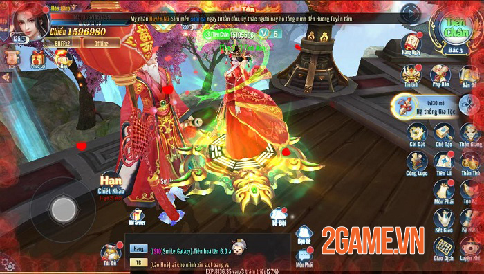 Người chơi có thể trở thành bất cứ ai trong Ảnh Kiếm 3D nhờ vô số outfit siêu đẹp 2