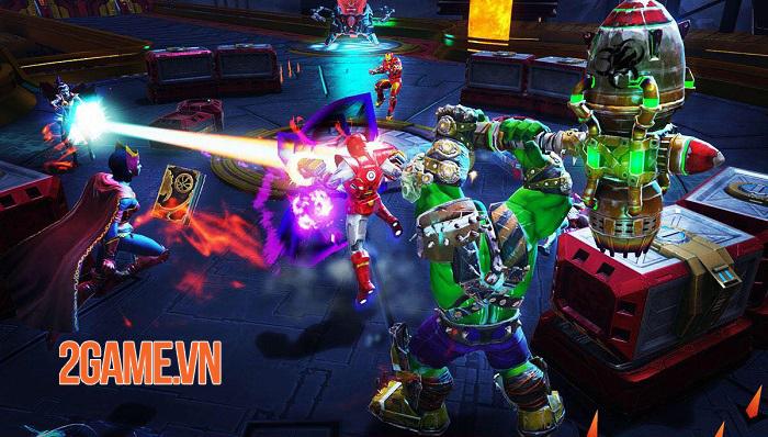 Marvel Realm of Champions - Một vũ trụ Marvel mới với những trận chiến khốc liệt 0