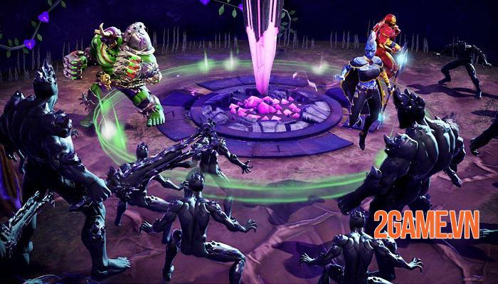 Marvel Realm of Champions - Một vũ trụ Marvel mới với những trận chiến khốc liệt 1