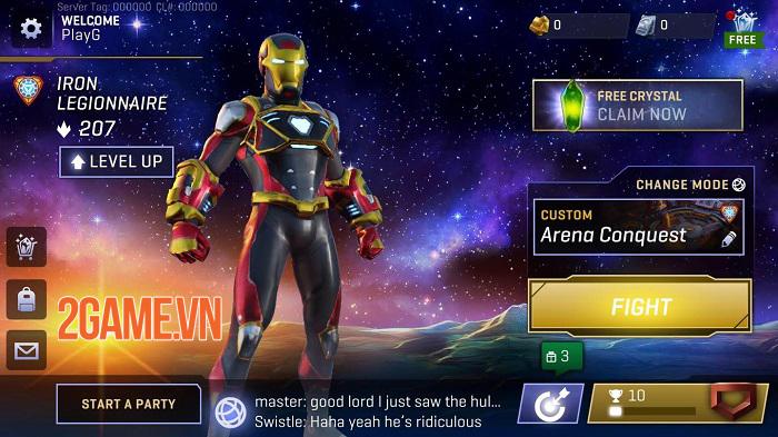 Marvel Realm of Champions - Một vũ trụ Marvel mới với những trận chiến khốc liệt 2