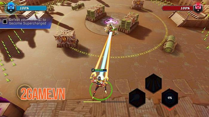 Marvel Realm of Champions - Một vũ trụ Marvel mới với những trận chiến khốc liệt 3