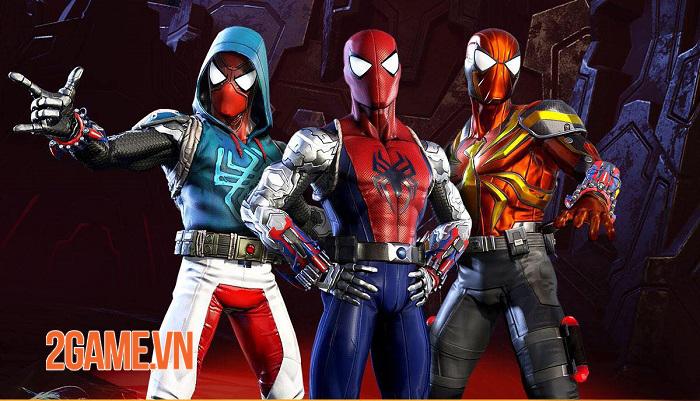 Marvel Realm of Champions - Một vũ trụ Marvel mới với những trận chiến khốc liệt 4