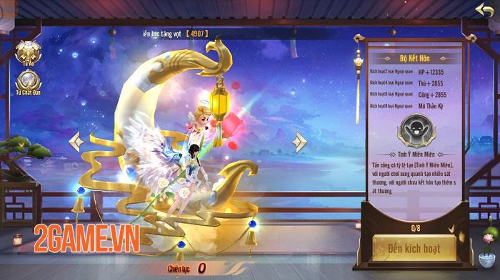 Long Kiếm Cửu Châu vừa mở cửa đã có nhiều người chơi gạ kèo PK thả thính kết hôn 2