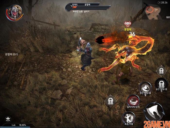 Top 5 game mobile ARPG siêu hấp dẫn nên trải nghiệm trong lúc đợi Diablo Immortal 0