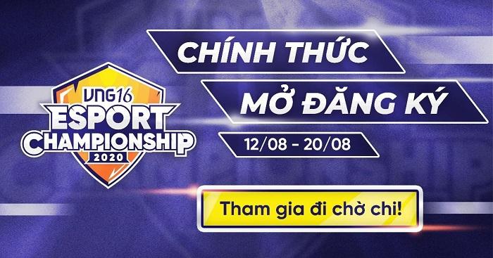 VNG tổ chức giải đấu nội bộ Esport Championship 2020 0