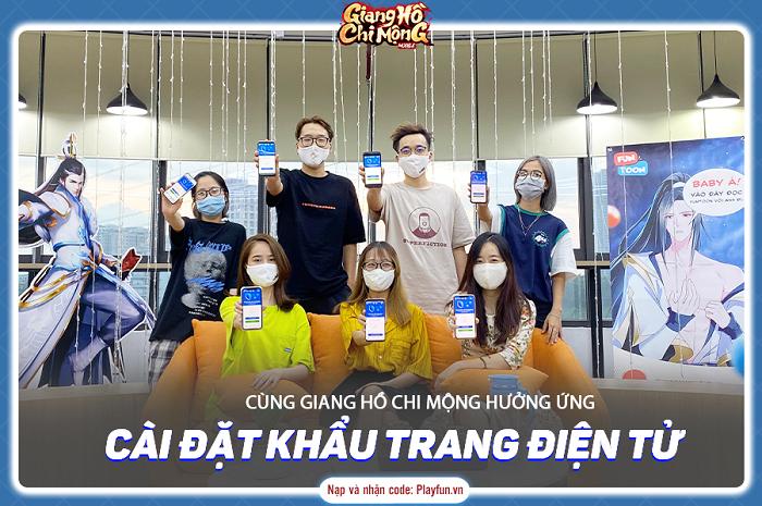 Giang Hồ Chi Mộng tặng iphone 11 cho người đứng đầu giải Hoa Sơn Luận Kiếm 0