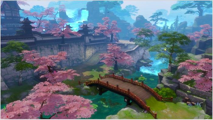 Samurai Shodown VNG đưa người chơi du hành về Nhật Bản cổ đại 1