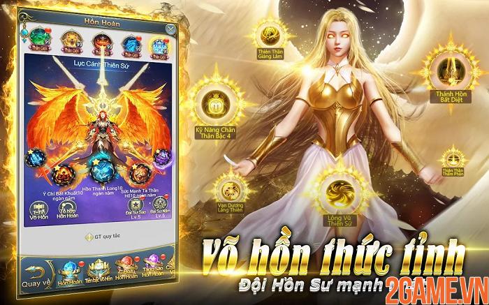 Soul land - Đấu La Đại Lục mobile khai mở đăng ký trước cho người chơi 1