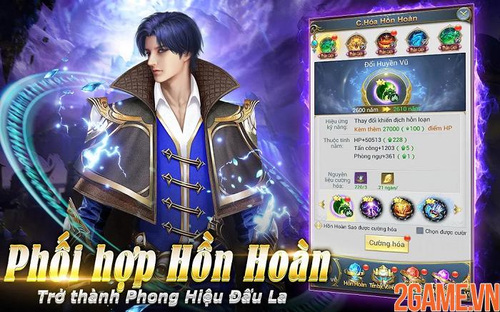 Soul land - Đấu La Đại Lục mobile khai mở đăng ký trước cho người chơi 3