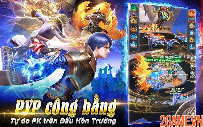 Soul land - Đấu La Đại Lục mobile khai mở đăng ký trước cho người chơi 2