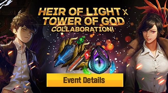 Heir of Light công bố dự án hợp tác với huyền thoại Manhwa Hàn Quốc
