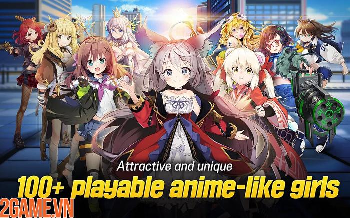 Top 10 game anime đáng yêu và hấp dẫn đáng để chú ý trong 2020 3