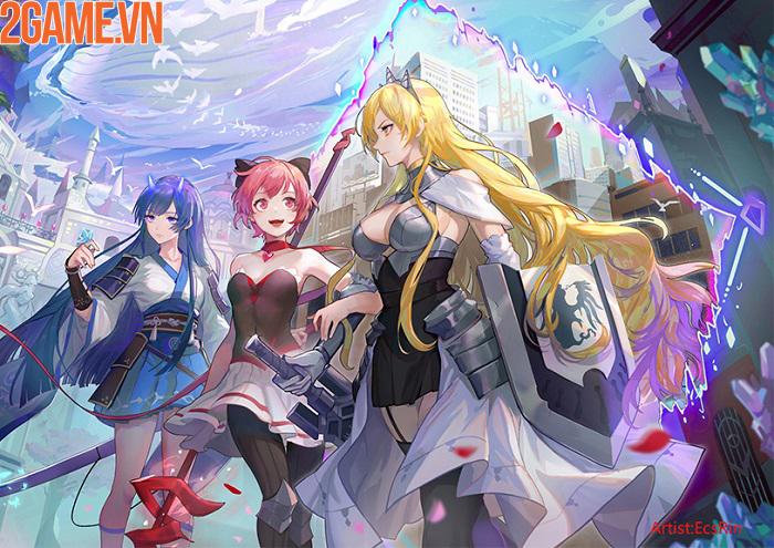 Top 10 game anime đáng yêu và hấp dẫn đáng để chú ý trong 2020 0