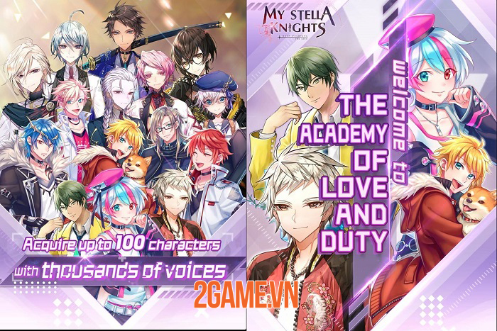 Top 10 game anime đáng yêu và hấp dẫn đáng để chú ý trong 2020 7
