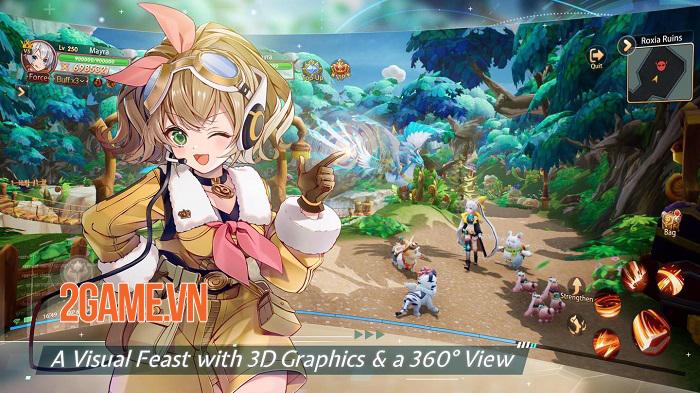 Top 10 game anime đáng yêu và hấp dẫn đáng để chú ý trong 2020 6