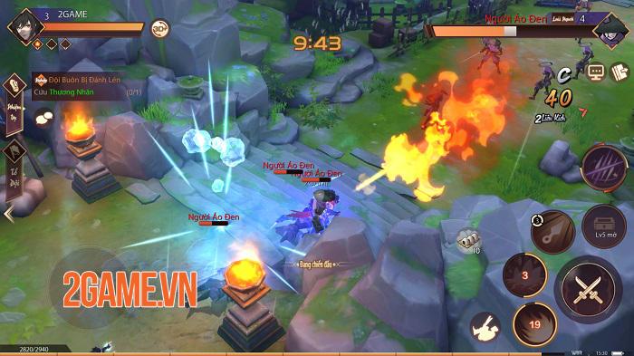 Chiến thắng trong Samurai Shodown VNG phụ thuộc vào kĩ năng người chơi? 0