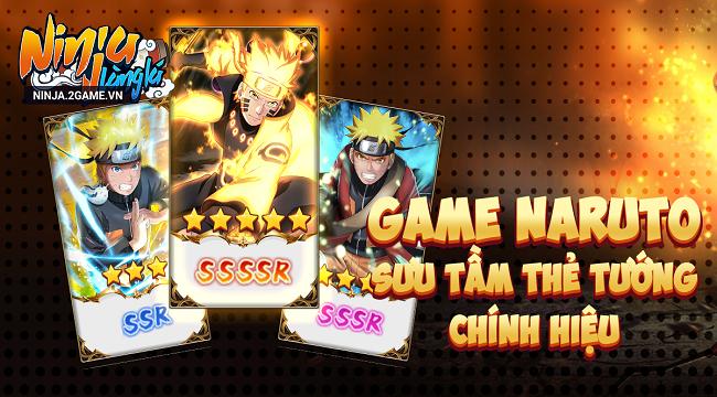 Vừa xả hơi ngày lễ cộng đồng Ninja Làng Lá lại lên dây cót chiến Big Update tháng 9