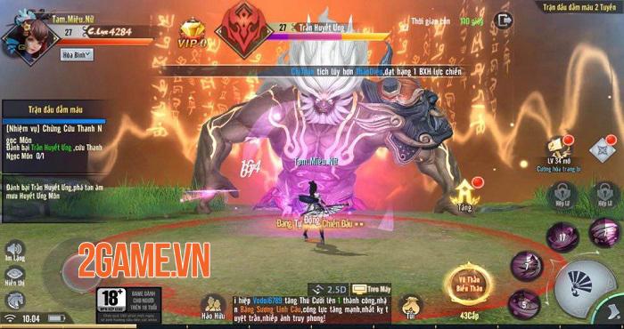 Top 10 game mobile ra mắt thị trường game Việt trong tháng 9 3