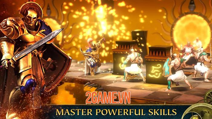 Thám hiểm thế giới thần thoại trong Warhammer Quest: Silver Tower 1