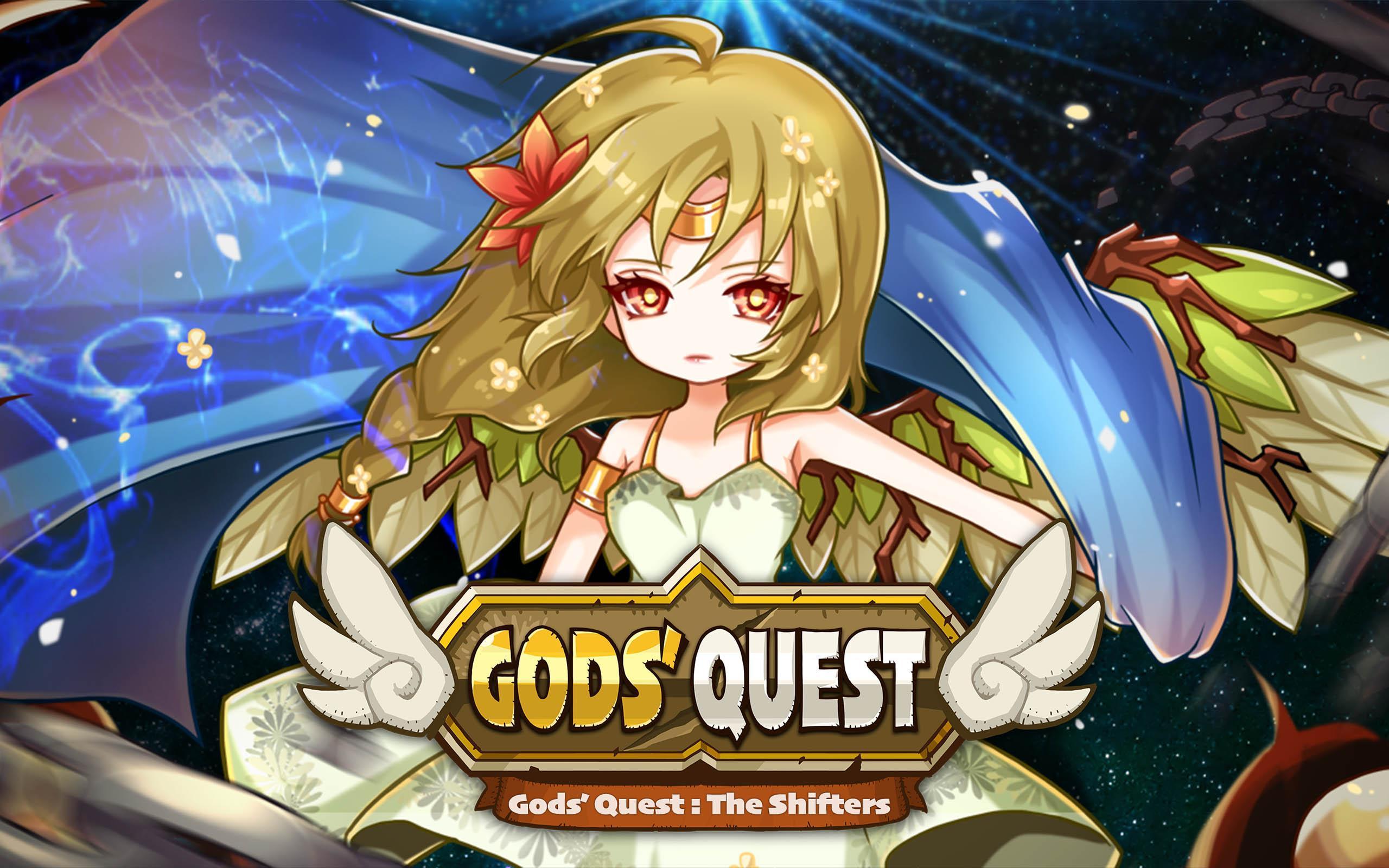 Gods Quest:The Shifters – Lạc vào thế giới thần thoại Hy Lạp cổ đại