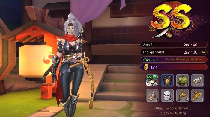 Chiến thắng trong Samurai Shodown VNG phụ thuộc vào kĩ năng người chơi? 7