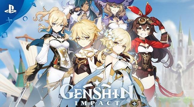 Siêu phẩm Genshin Impact công bố yêu cầu cấu hình 'khủng'