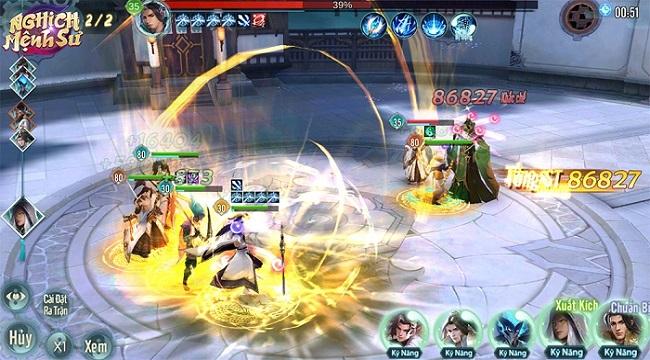Nghịch Mệnh Sư sẽ là tựa game Tam Quốc đẹp nhất trên thị trường