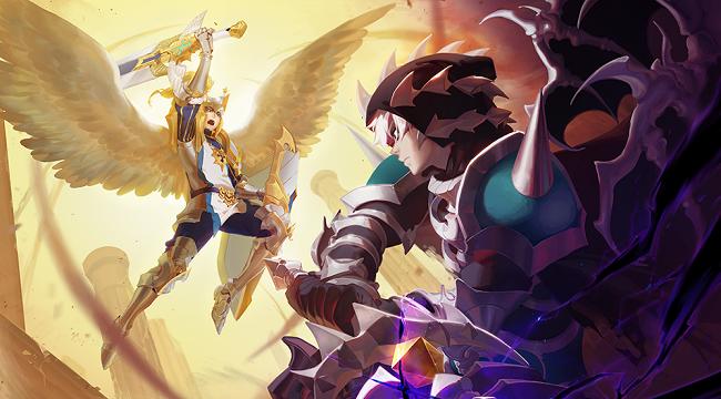 Top 8 game lấy chủ đề Vũ Trụ và Thần Thánh trong mùa thu 2020
