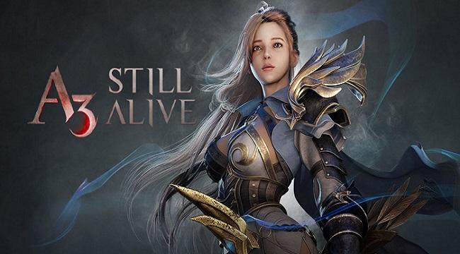 Netmarble công bố ra mắt toàn cầu game mobile MMORPG A3: Still Alive