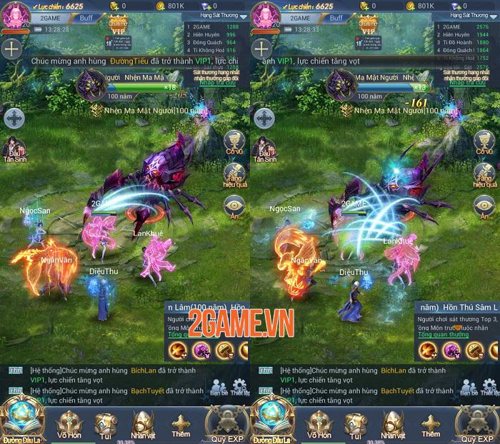 Top 10 game mobile ra mắt thị trường game Việt trong tháng 9 8