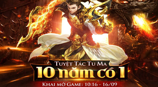 Tặng 500 giftcode game Trảm Tiên Quyết