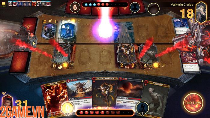 Top 10 game thẻ bài chỉ dành cho những người giỏi về chiến thuật 0