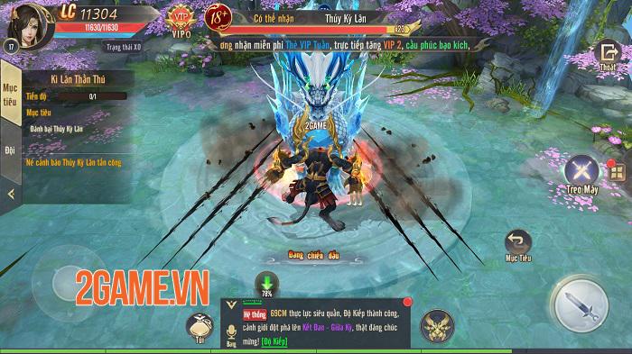 Top 10 game mobile ra mắt thị trường game Việt trong tháng 9 7