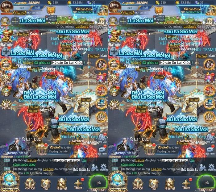 Soul Land: Đấu La Đại Lục - Funtap phải mở tới 30 server ngày ra mắt chính thức 3