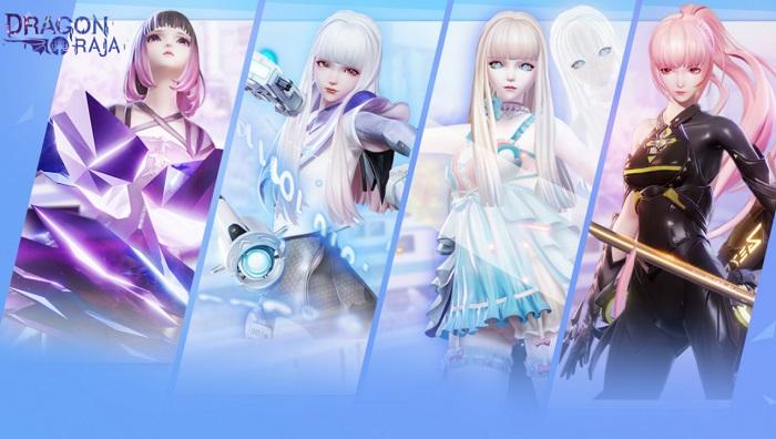 Cùng chơi game mobile đồ họa khủng Dragon Raja VN - Funtap ra mắt hôm nay 7