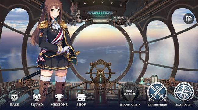 Grand Alliance – Game ARPG lấy cảm hứng từ anime chính thức ra mắt toàn cầu