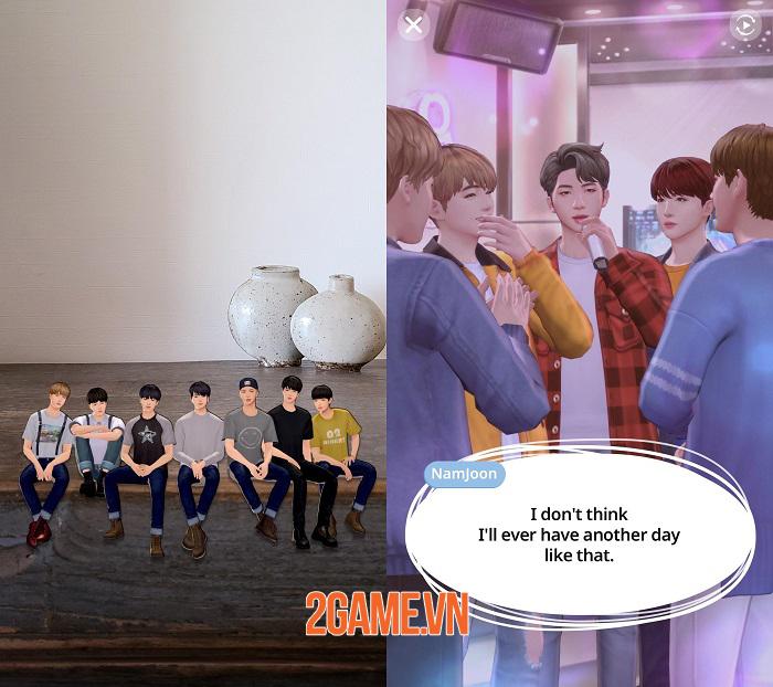 Game casual về nhóm nhạc nam đình đám BTS Universe Story ra mắt tại 173 quốc gia 3