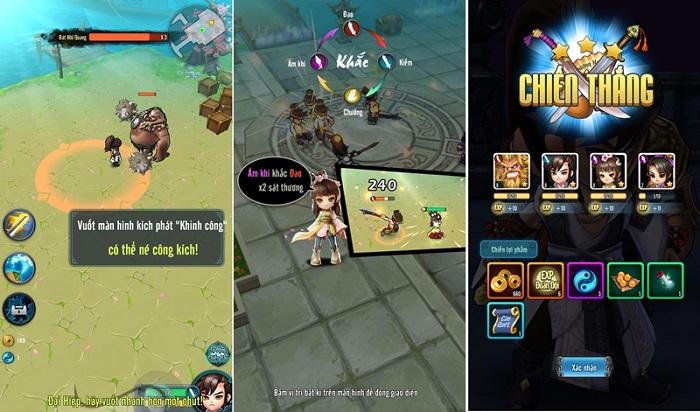 Game màn hình dọc Luận Kiếm Mobile lập kỷ lục ngay ngày đầu ra mắt 2