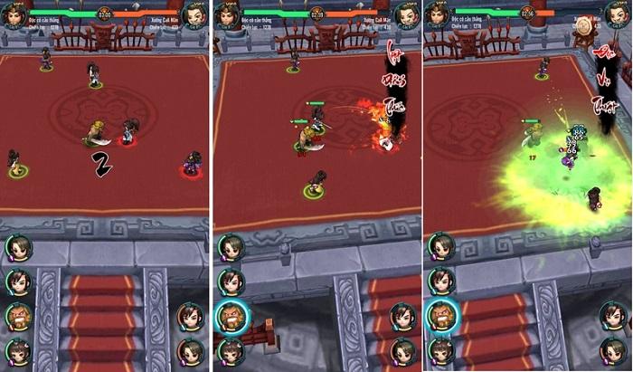 Game màn hình dọc Luận Kiếm Mobile lập kỷ lục ngay ngày đầu ra mắt 3