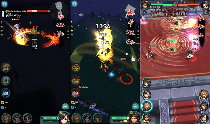 Game màn hình dọc Luận Kiếm Mobile lập kỷ lục ngay ngày đầu ra mắt 4