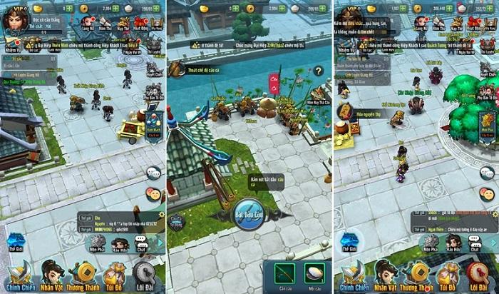 Game màn hình dọc Luận Kiếm Mobile lập kỷ lục ngay ngày đầu ra mắt 5